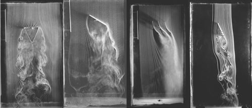 «Движения воздуха». Этьен-Жюль Маре, 1901