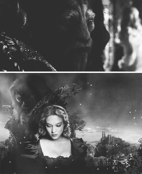 «Красавица и чудовище». Реж. Кристоф Ганс, 2014