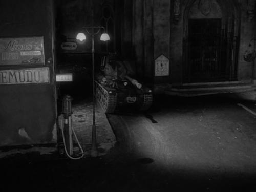«Молчание». Реж. Ингмар Бергман. 1963