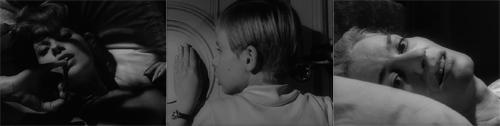 «Молчание». Реж. Ингмар Бергман, 1963