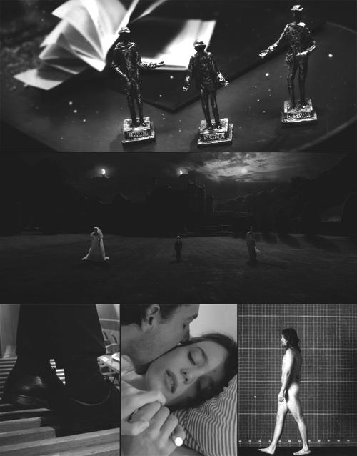 Кадры из фильмов «Антихрист», «Меланхолия», «Нимфоманка. Часть 1»