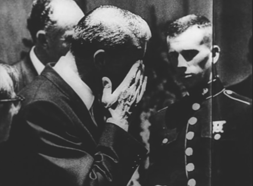 «Ярость». Реж. Пьер Паоло Пазолини, 1963