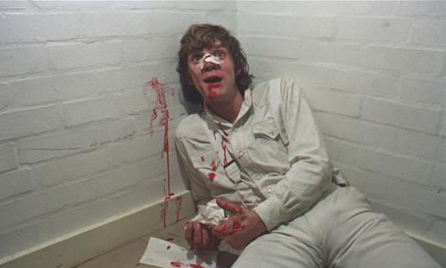 «Заводной апельсин». Реж. Стэнли Кубрик. 1971