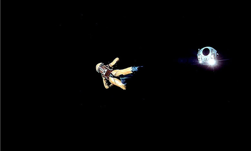 «2001: Космическая одиссея». Реж. Стэнли Кубрик, 1968