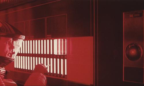«2001: Космическая одиссея». Реж. Стэнли Кубрик. 1968