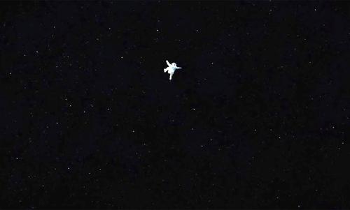 «Гравитация». Реж. Альфонсо Куарон, 2013