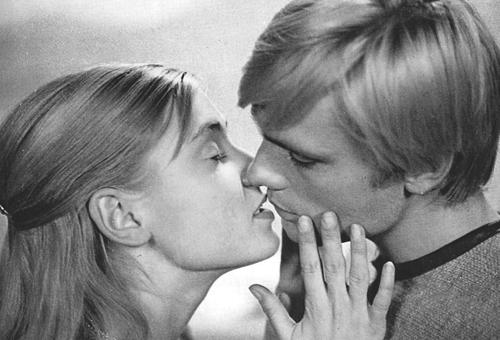 «Красная мантия». Реж. Габриэль Аксель, 1966