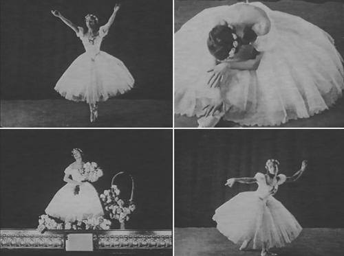 «Прима-балерина». Реж. Мориц Штиллер, 1916