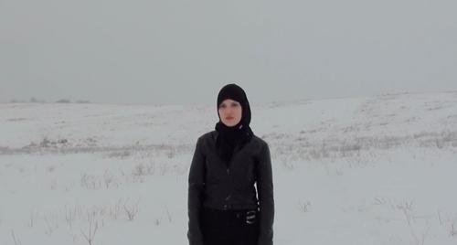 «Письмо матери». Реж. Малика Мусаева, 2014