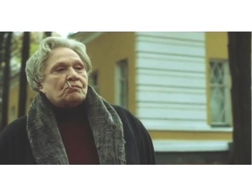 «Вероника больше не придет». Реж. Элина Суни, 2008