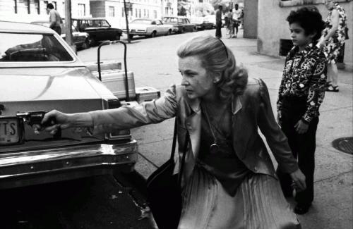 Джина Роулендс («Глория», 1980)