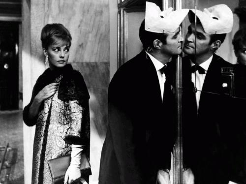 «Ева». Реж. Джозеф Лоузи, 1962