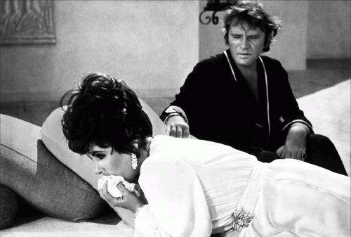 «Бум!». Реж. Джозеф Лоузи, 1968