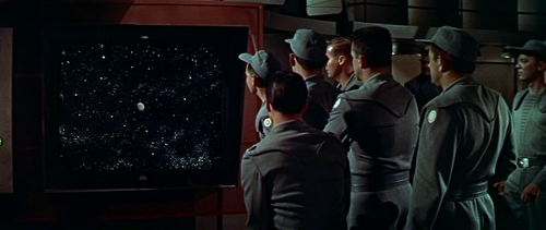 «Запретная планета». Реж. Фред М. Уилкокс, 1956