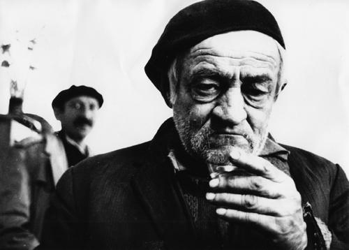 «Чёрный фильм». Реж. Желимир Жилник, 1971