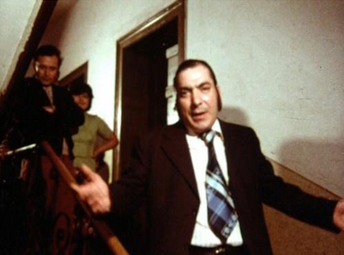 «Учет — Метцштрассе, 11». Реж. Желимир Жилник, 1975