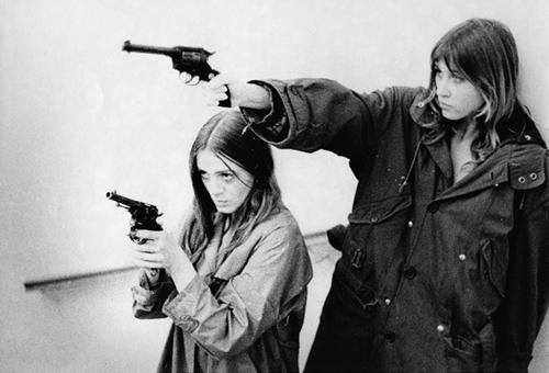 «Свобода или комиксы». Реж. Желимир Жилник, 1972
