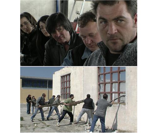 «Старая школа капитализма». Реж. Желимир Жилник, 2009