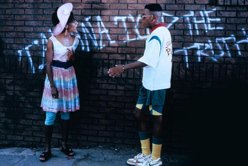 «Делай как надо». Реж. Спайк Ли, 1989