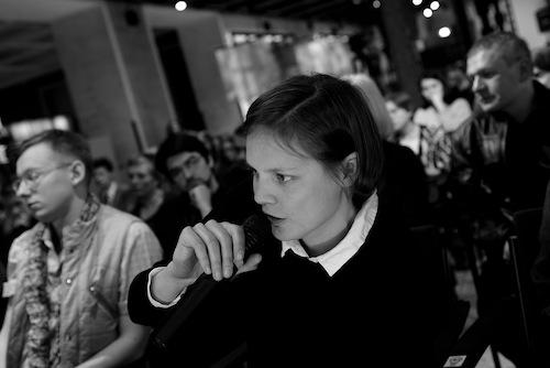 Мария Кувшинова (фото: Олимпия Орлова)