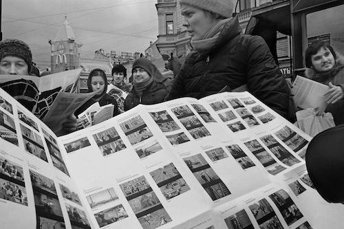Экскурсия «Балабанов на Васильевском» (фото: Александр Низовский)