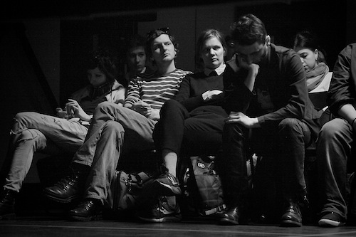 Слушатели на конференции в Петербурге (фото: Александр Низовский)