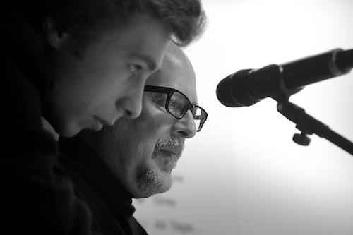 Андрей Карташов и Хесус Паласиос (фото: Александр Низовский)