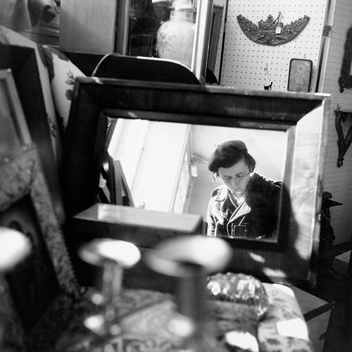 Self-Portrait, 1971 3