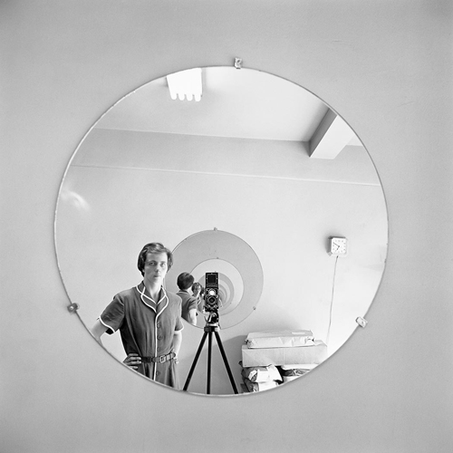 Self-Portrait, May 5th, 1955