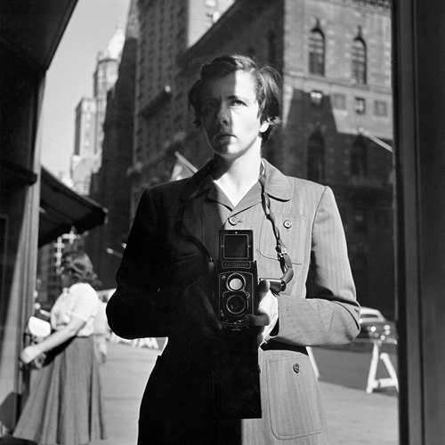 Self-Portrait; October 18, 1953, New York, NY