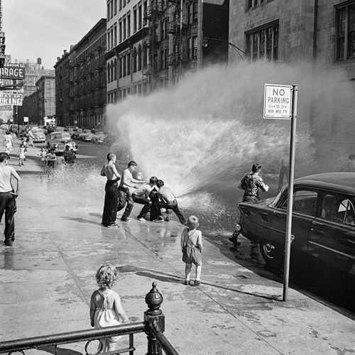 June 1954, New York, NY