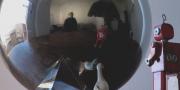 Робот + Гусенок = Любовь: «Рай» Кавалье и освобождение истории