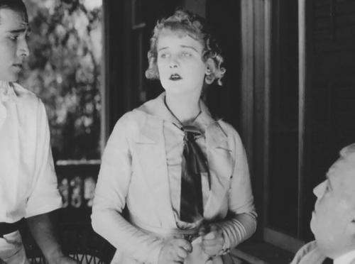 Ванда Хоули и Рудольф Валентино в фильме «Молодой Раджа» (Фил Розен, 1922)
