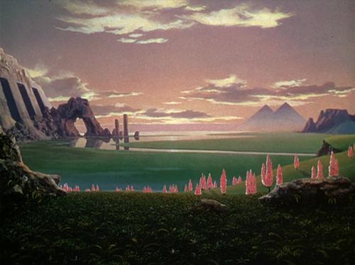 «Когда сталкиваются миры». Реж. Рудольф Матэ, 1951
