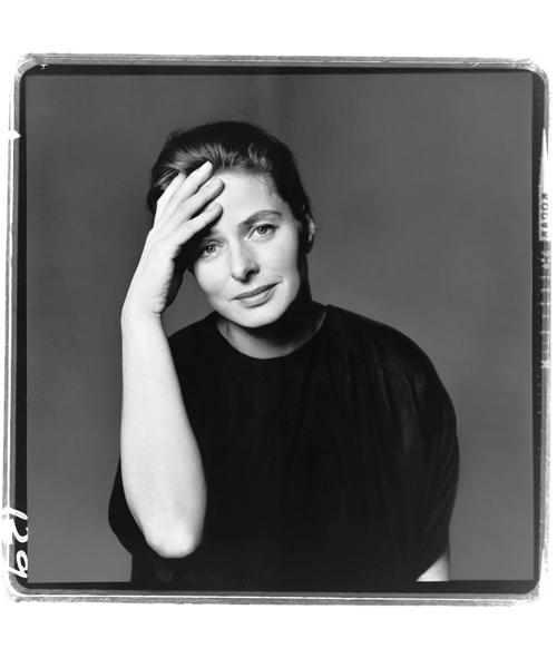 Ингрид Бергман. Фото: Ричард Аведон. 1961