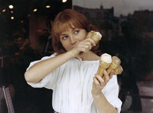«Кружевница». Реж. Клод Горетта, 1977