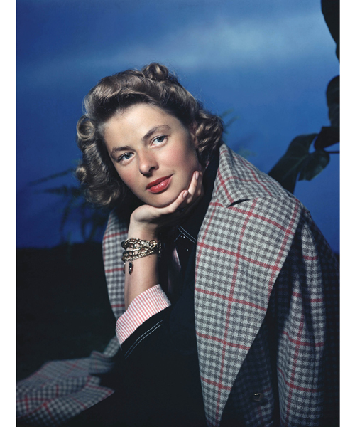 Ингрид Бергман, 1948