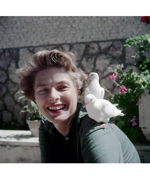 Ингрид Бергман, 1952