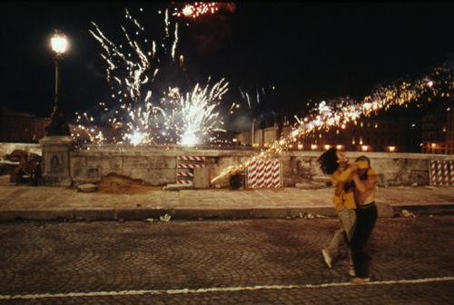 «Любовники с нового моста». Реж. Лео Каракс, 1991