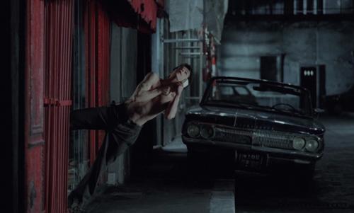 «Дурная кровь». Реж. Лео Каракс, 1986