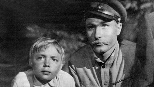 «Два Федора». Реж. Марлен Хуциев, 1958