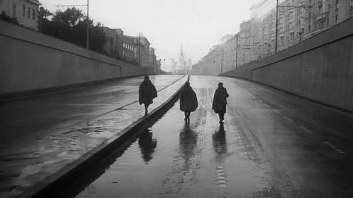 «Застава Ильича». Реж. Марлен Хуциев, 1964