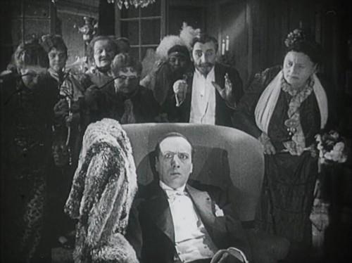 «Прекрасный джентльмен». Реж. Йёста Экман и Вильгельм Брюде. 1927