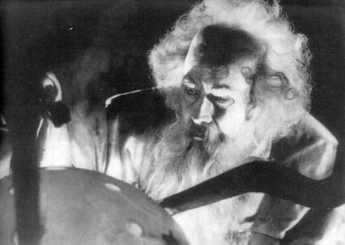 Йёста Экман в фильме «Фауст» (реж. Фридрих Вильгельм Мурнау, 1926)