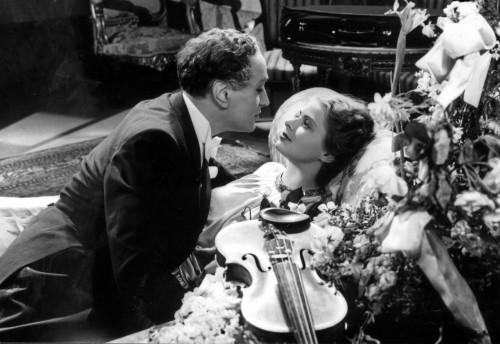 Йёста Экман и Ингрид Бергман в фильме «Интермеццо» (реж. Густаф Муландер, 1936)