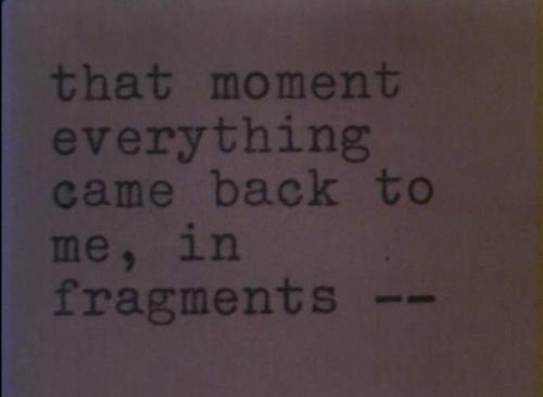 «Двигаясь вперед, я видел краткие проблески красоты». Реж. Йонас Мекас, 2000