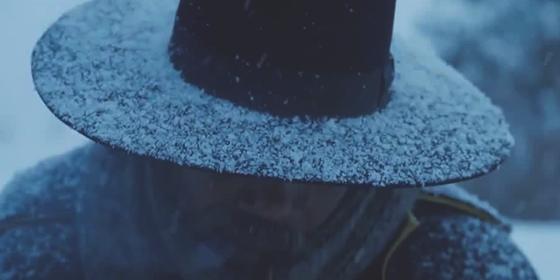 «Омерзительная восьмерка»: Смотри, не замерзай!