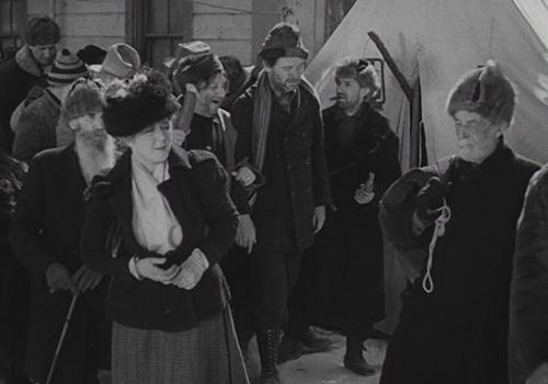«Зов предков» (1935, реж. У. Уэллман)