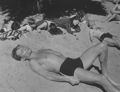 «Двое в большом городе». Реж. Фолькер фон Колланде, 1942