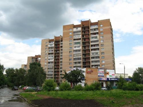 Серия домов «Башня Вулыха». Арх. Ефим Вулых, 1967—1986